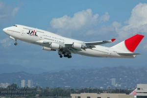 Japan-Airlines-Aircraft