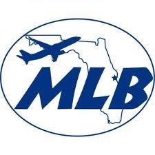 Melbourne international airport logo