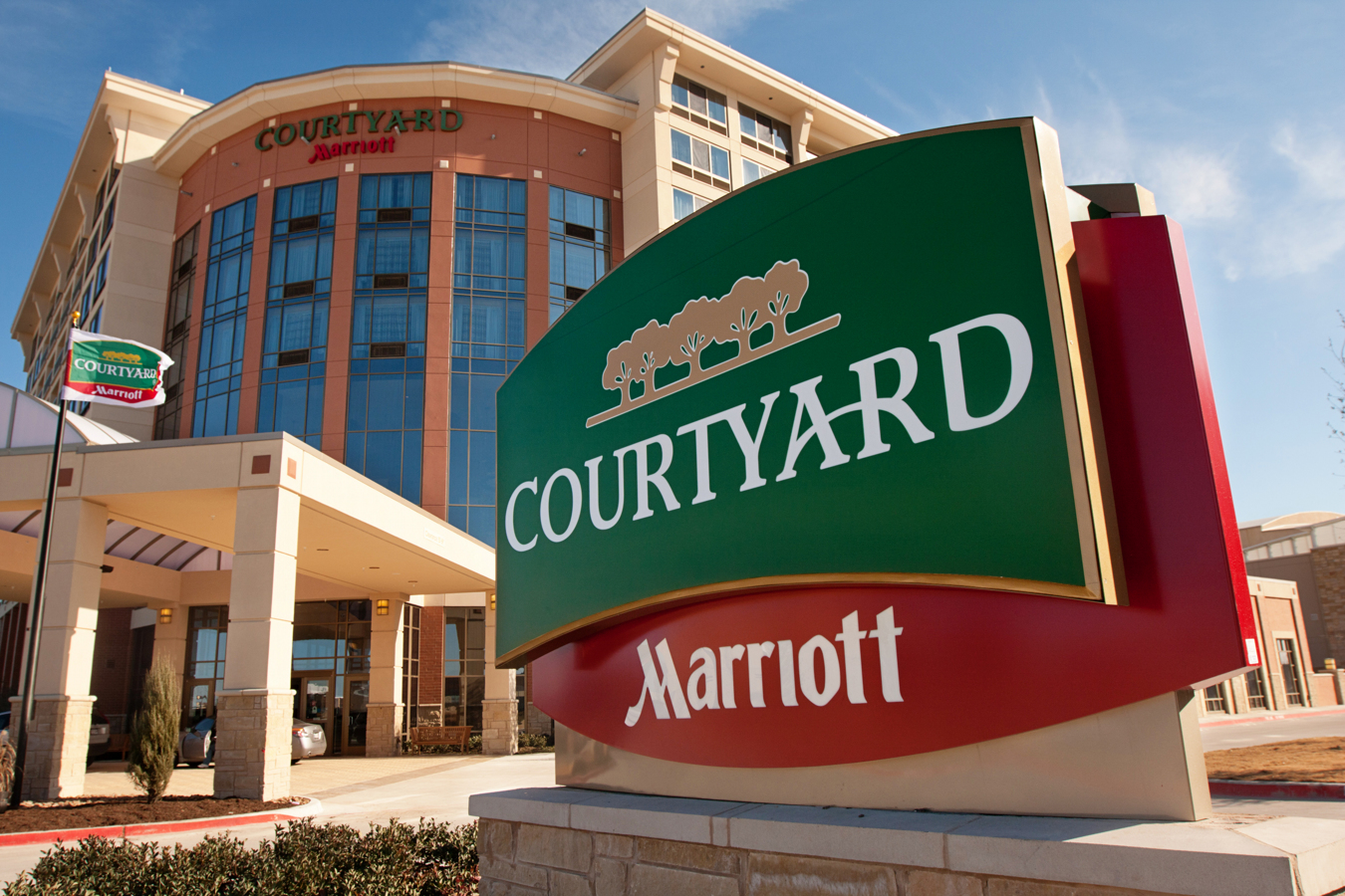 Courtyard By Marriott Archives Travelandtourworld