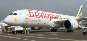 Ethiopian plane