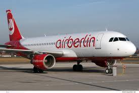 airberlin plane