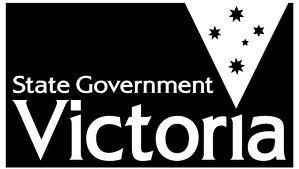 state goverment victoria logo