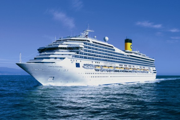 Costa Cruises Logo Costa cruises launches