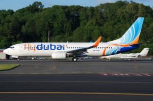 FlyDubai_Plane