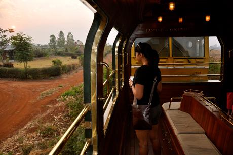 Les trains mythiques : Eastern Oriental Express - m