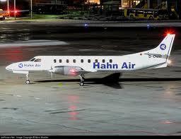 hahn air plane