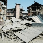 Jammu and Kashmir rocked by earthquake