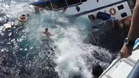 Boat carrying 15 passengers capsizes in Phuket