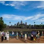 Cambodia registers 5% increase in foreign tourist arrivals