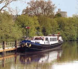 European Waterways' Magna Carta offers Downton Abbey tours