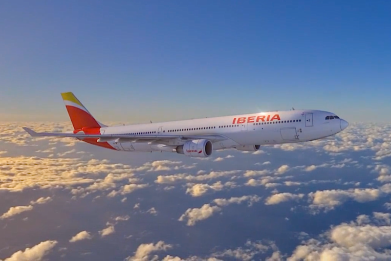 Iberia Airlines Increases Flights Between Chicago and Madrid