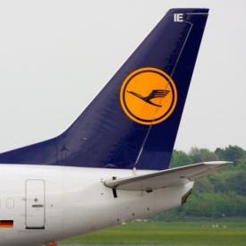 Lufthansa in Birmingham
