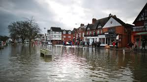 UK faces severe floods as Thames water raises to danger level