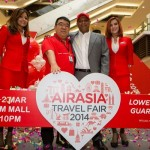 Impressive public turnout at AirAsia Travel Fair's opening day!
