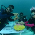 Romantic ceremony under the waves puts Trang in southern Thailand on the map