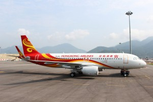 Hong Kong Airlines Takes Delivery of New A320 Aircraft_1