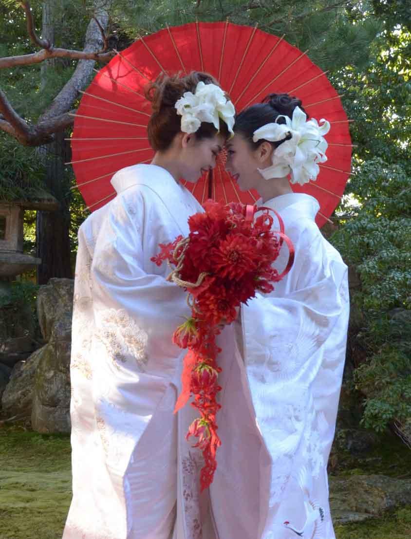 Traditional Japanese Wedding Dress 35 Perfect Gay Weddings in Japan