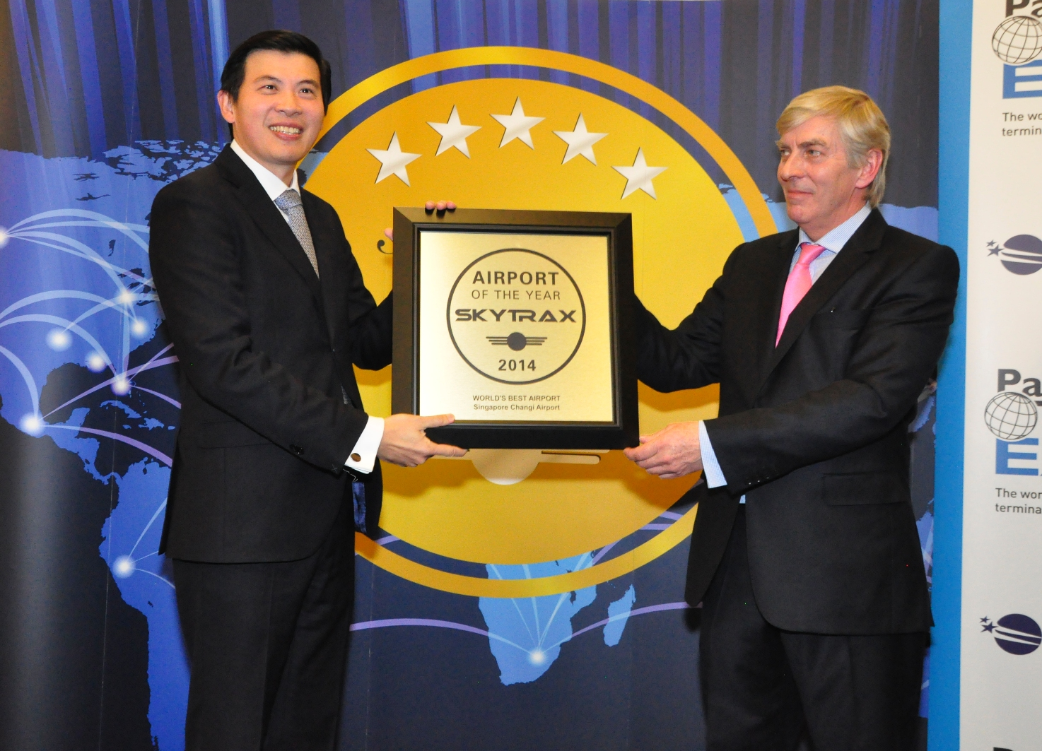 Skytrax World Airport Awards 2011 2014 World Airport Awards