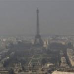 Excessive diesel car usage cause severe atmospheric hazard in Paris