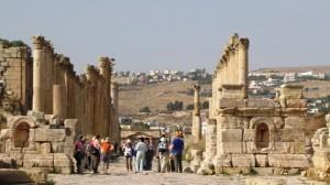 Jordan tourism sector