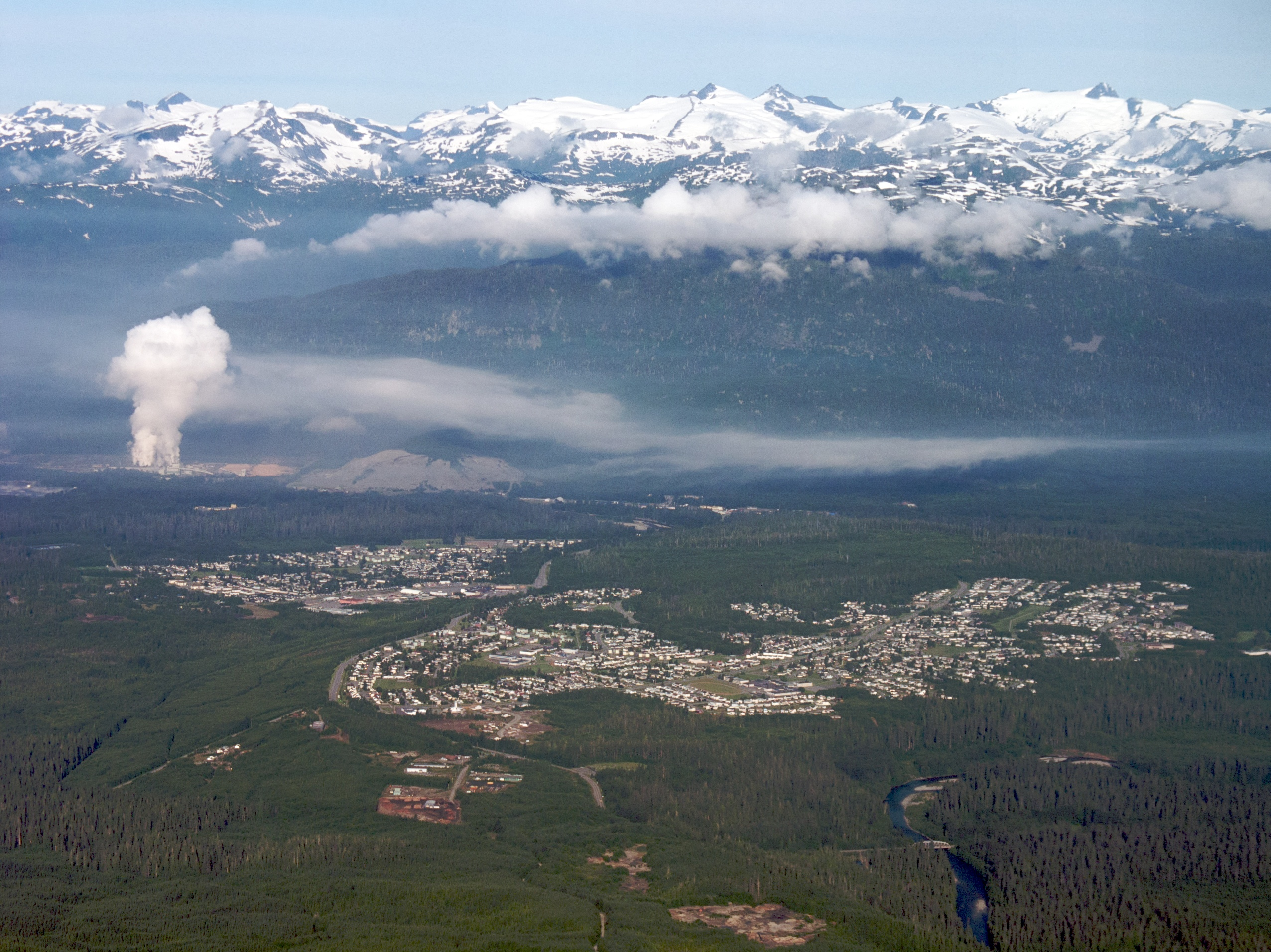 Terrace and Kitimat considered as being lucrative tourists hotspot by B C Go