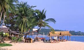 major beach resorts in Thailand