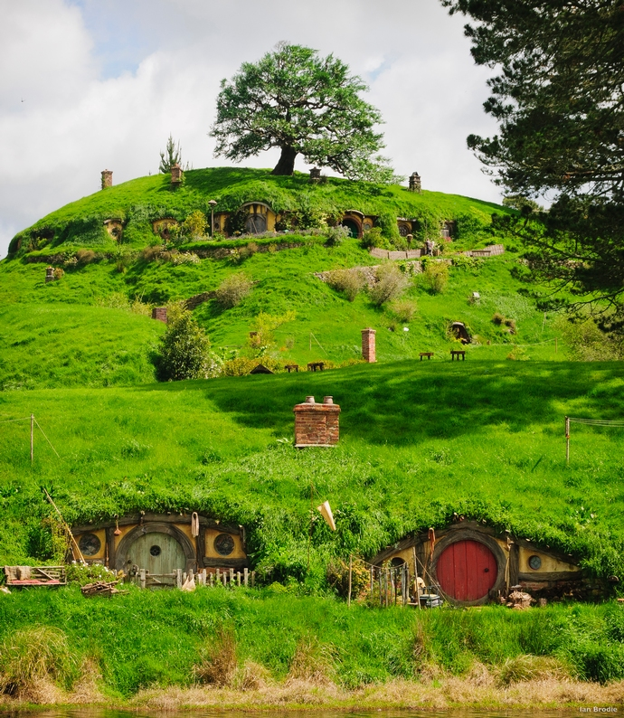 New Zealand introduces a contest to experience The Hobbit