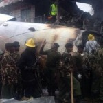 Cargo plane in Nairobi Airport crashes into commercial building shortly after take off