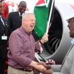Kenya Airways receives third Dreamliner
