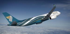 Oman Airplane