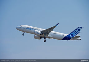 Airbus - First A320neo