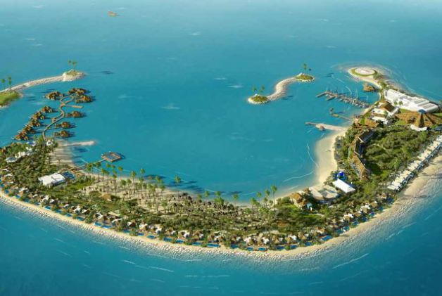 ... unveils Qatar's first resorts at WTMTravelandtourworld.com
