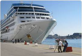 Goa cruise tourism