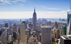 NYC EMPIRE STATE AND CITY SCAPE news