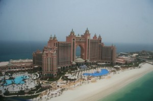 Royal Atlantis Resort a $1.5bn project to be constructed in Palm Jumeirah