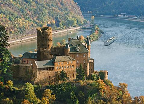 Rhine- Katiz Castle