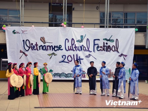Vietnamese cultural festival