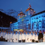 St. Moritz Gourmet festival set to celebrate 150 years of winter tourism