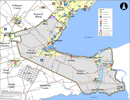 an analysis of the topic of the greater toronto area Living in greater toronto area read answer  i'd look at keele and wilson area  related topics union station (toronto.