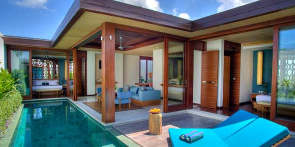 Villas seminyak awarded the best spa resort on indonesia for The best hotel in seminyak