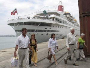 Mombasa cruise tourism has a good start with 971 passengers