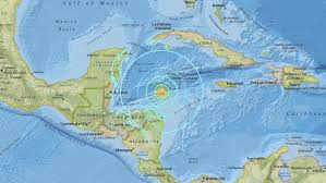 7.6 magnitude quake,