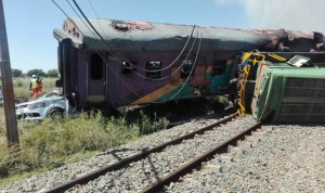 18 dead and 250 injured with tourists after train mishap happened in South Africa