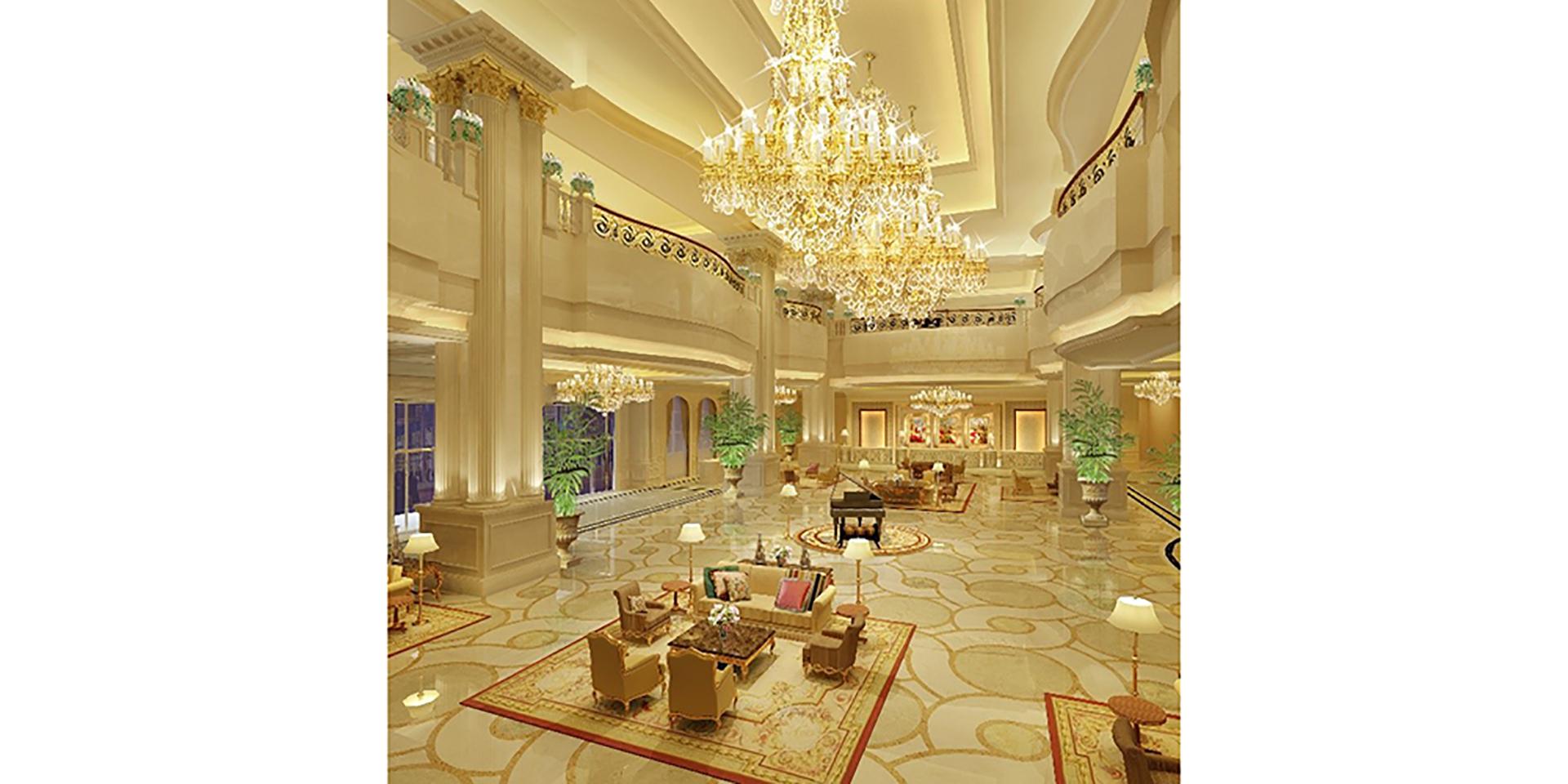 Lobby-of-Delta-Hotels-by-Marriott-Shanghai-Baoshan-1