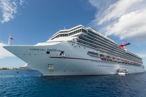 Carnival Cruise Line launches Loyalty Rocks Club app for UK travel guide