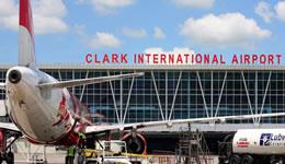 clark airport