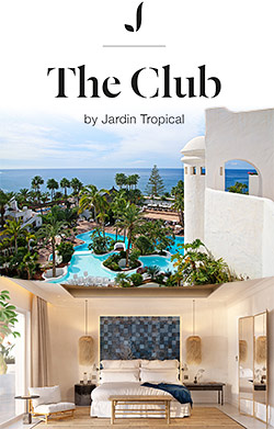 Hotel Jardin Tropical Hits Heights With The Club
