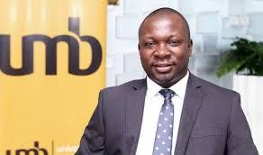 Mr. John Awuah, UMB Chief Executive Officer