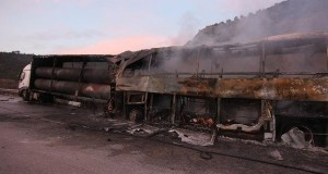13 dead as a Turkish passenger bus collided with a truck
