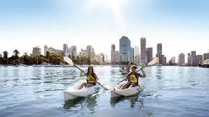 Brisbane international visitors